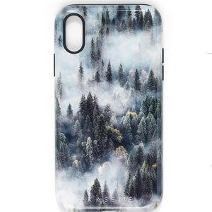 Kaseme unisex forest themed iPhone XR case NWT